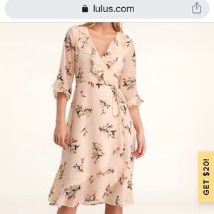 Brand new with Tag Lulus dress